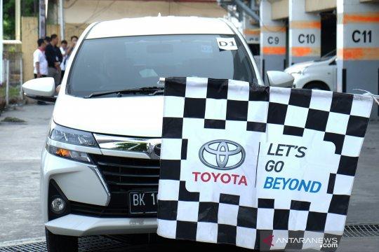 Segmen MPV topang lebih dari separuh penjualan Toyota selama 2020