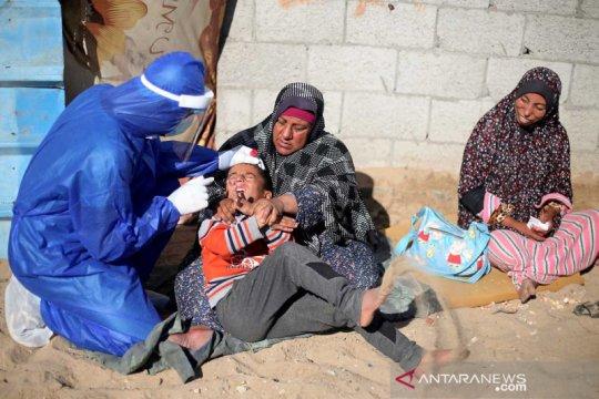 Palestina catat  kematian harian tertinggi sejak awal pandemi