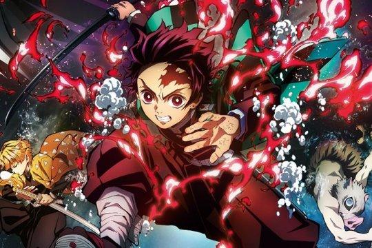 """Demon Slayer: Mugen Train"" kembali puncaki box office Jepang"