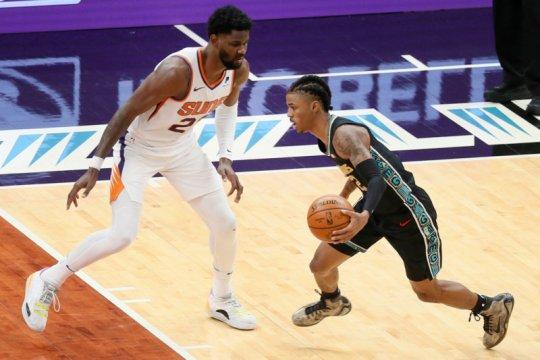 Grizzlies beri Rockets kekalahan ke-11 berturut-turut