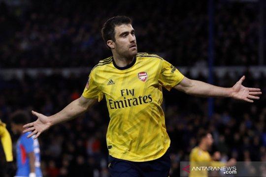 Arsenal resmi akhiri kontrak Sokratis Papastathopoulos