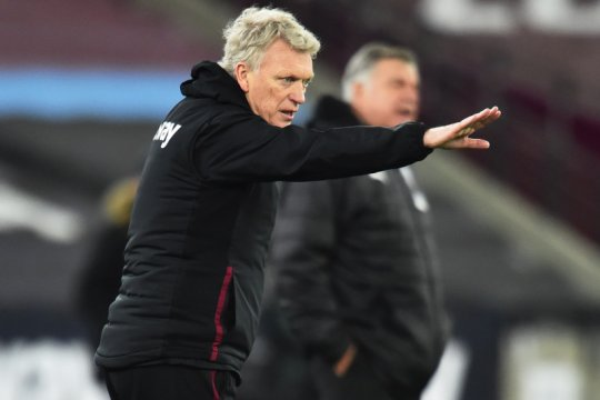 Moyes ingin West Ham dan Antonio lebih baik lagi