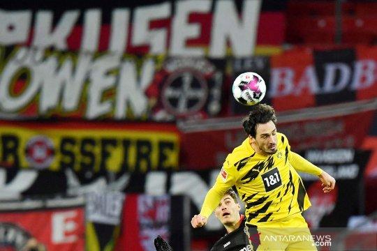 Bayer Leverkusenkalahkan Borussia Dortmund2-1