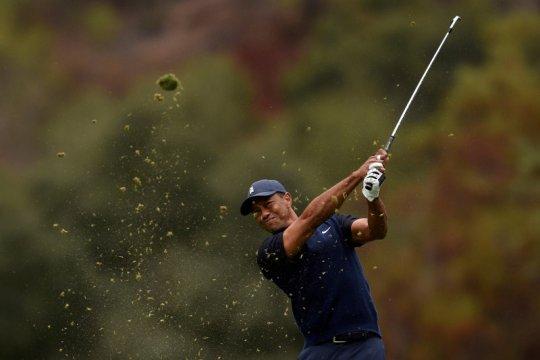 Tiger Woods absen dua turnamen setelah operasi punggung