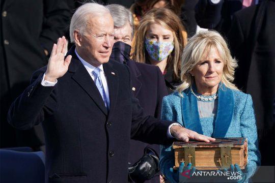 Joe Biden dilantik sebagai Presiden ke-46 Amerika Serikat