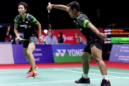 Hafiz/Gloria petik kemenangan babak pertama Thailand Open II