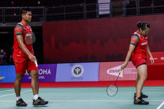 Sedihnya Praveen/Melati tak lolos ke babak kedua Thailand Open II