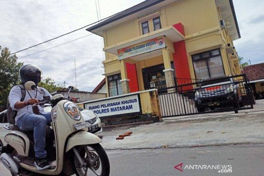 Polisi tangkap mantan anggota DPRD NTB diduga berbuat asusila