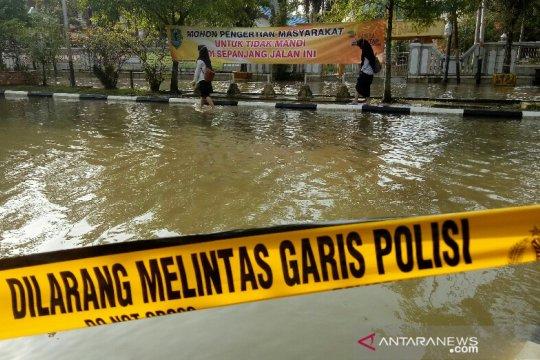 KLHK: Banjir Kalsel akibat anomali cuaca, bukan luas hutan