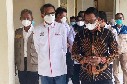 Asrama Haji Makassar siap tampung 500 pengungsi gempa Sulbar