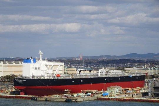 Pertamina miliki kapal tanker raksasa baru berkapasitas dua juta barel