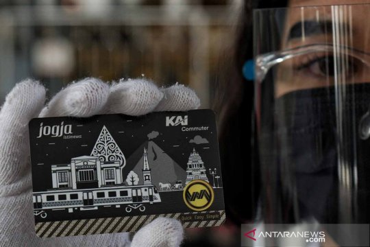 Uji coba KRL Yogyakarta-Solo