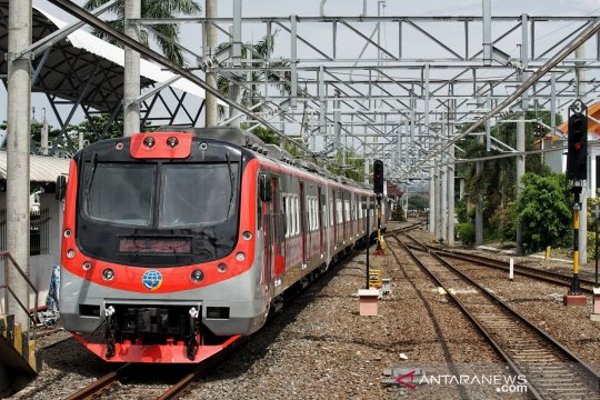 KRL Yogyakarta-Solo mulai uji coba dengan penumpang terbatas