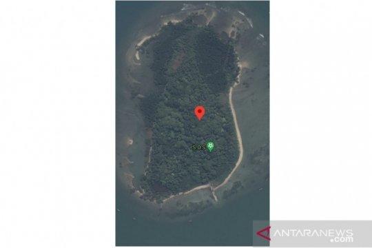 Basarnas pastikan tanda SOS di Pulau Laki tidak terkait Sriwijaya Air