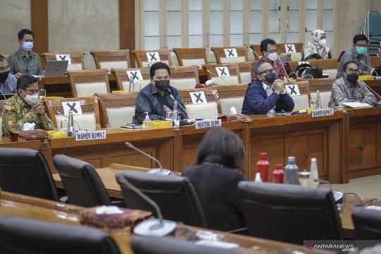 Komisi VI DPR mengapresiasi program vaksinasi nasional