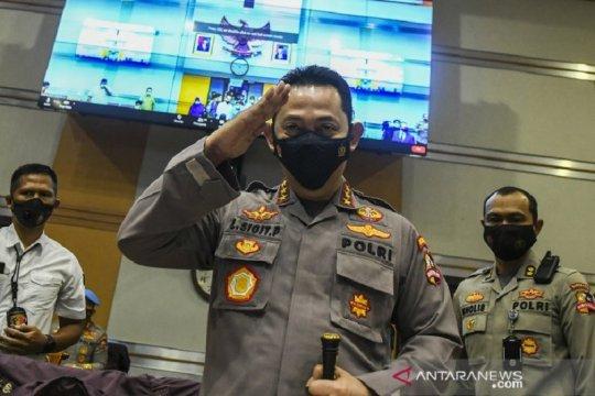 Kemarin, Listyo disetujui jadi Kapolri hingga Jokowi apresiasi tim SAR
