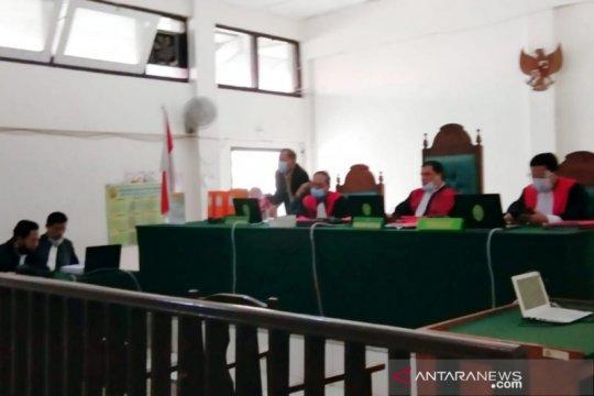 Jual kucing kuwuk, Seorang warga Palembang terancam lima tahun penjara