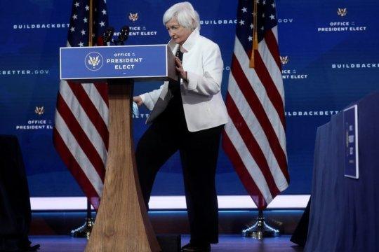 Kebijakan Yellen bantu aset berisiko, tingkatkan kekhawatiran utang