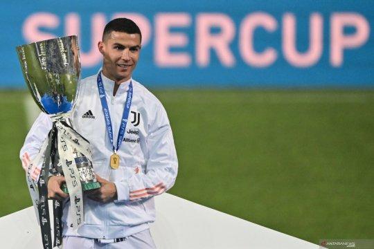 Ronaldo anggap penting keberhasilan Juve menangi Piala Super Italia