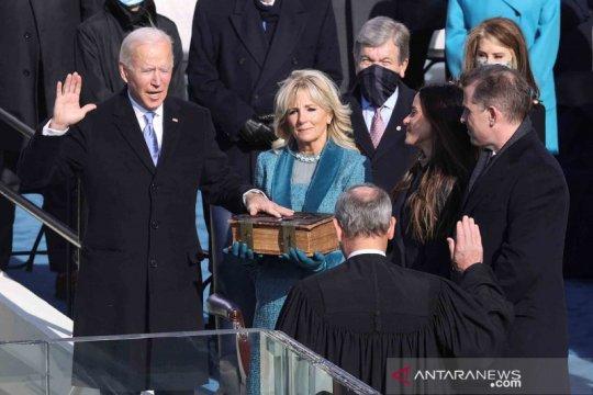 Gubernur BI: Joe Biden dilantik, pasar keuangan global makin positif