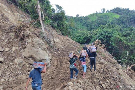 1.200 pelanggan PLN di Ulumanda terdampak gempa