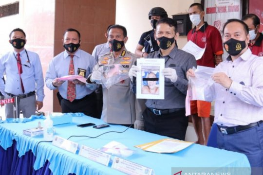 Polda Sumsel tembak mati bandar narkoba di Pali