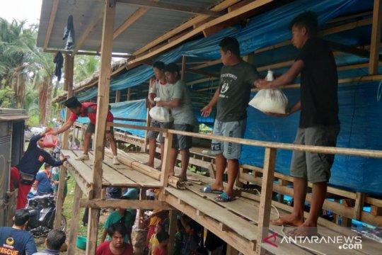 NasDem Sulteng : Puluhan ton logistik sudah diterima penyintas gempa