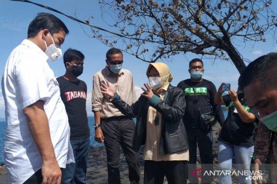 Bupati minta bantuan Mensos untuk nelayan usai banjir-longsor Minahasa