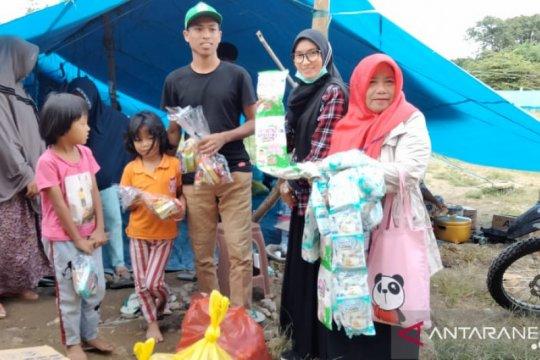 IAIN Palu salurkan bantuan kebutuhan pangan penyintas gempa Sulbar