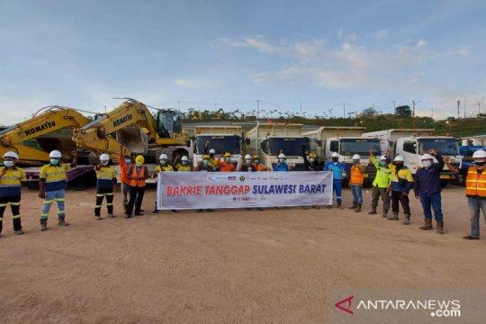 CPM kirim alat berat, logistik dan relawan ke lokasi gempa Sulbar