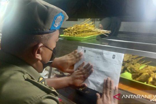 RT zona merah di Jakarta Barat dijaga Satpol PP