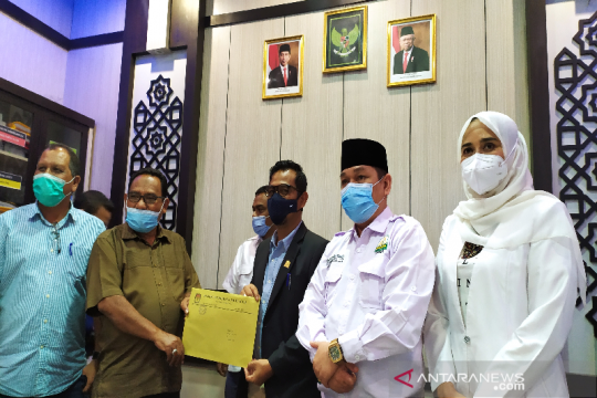 DPRA segera koordinasi dengan DPR terkait tahapan Pilkada Aceh 2022