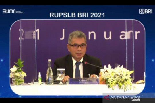 RUPSLB BRI setujui pengangkatan empat direktur baru