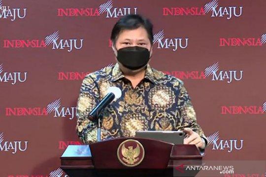 Pemerintah perpanjang pembatasan kegiatan hingga 8 Februari 2021