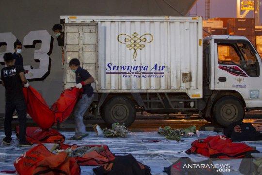 "KNKT bantah pesawat Sriwijaya Air SJ 182 alami ""full stall"""