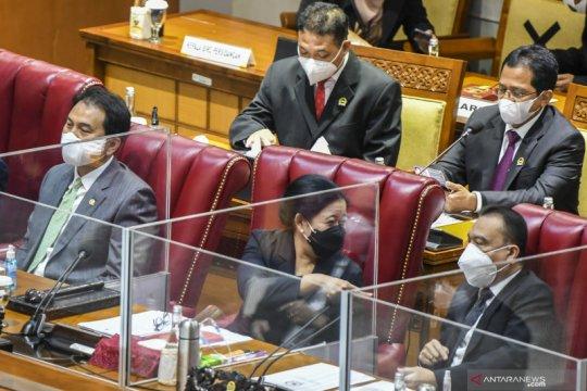 Paripurna DPR RI resmi setujui Komjen Pol Listyo Sigit jadi Kapolri