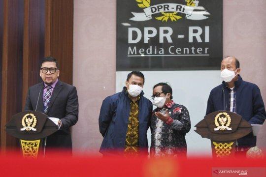 Komisi II musyarawah mufakat putuskan 9 calon anggota ORI