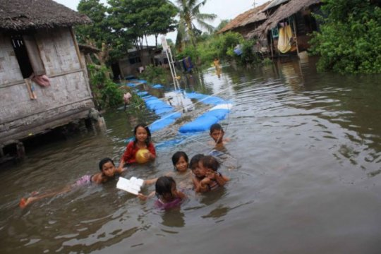 BMKG: Waspadai dampak banjir rob di pesisir Belawan