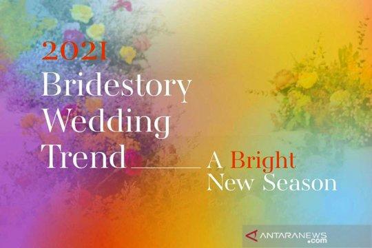"""Tren dekorasi hingga """"makeup"""" pernikahan di 2021"""