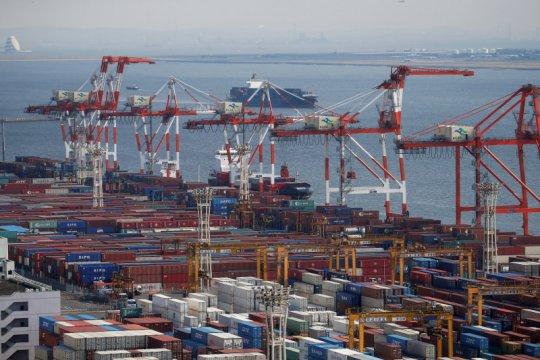 Ekspor Jepang 2020 anjlok, terbesar dalam 11 tahun akibat pandemi