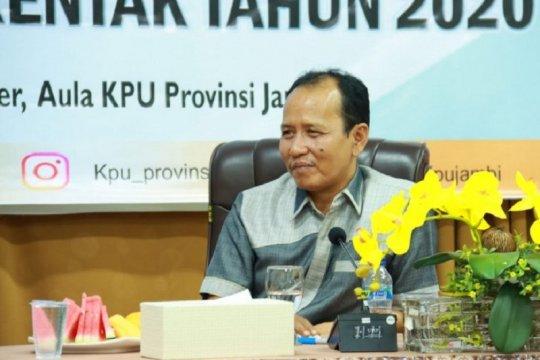 KPU Provinsi Jambi bersiap hadapi sidang sengketa Pilkda di MK