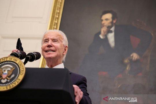 Biden: AS akan dukung rencana global perangi COVID-19