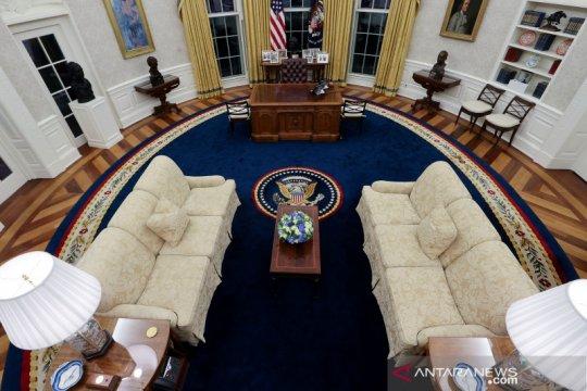 Suasana baru Oval Office
