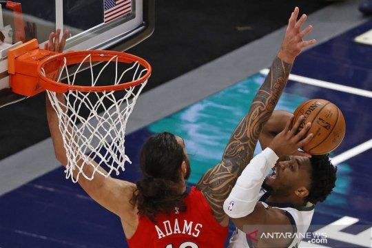 NBA : Utah Jazz menang atas New Orleans Pelicans