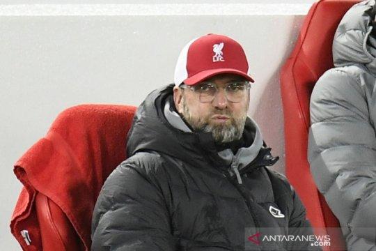 Bagi Klopp konyol untuk bicarakan peluang juara Liverpool sekarang