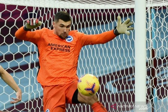 Arsenal pinjam kiper Brighton Mathew Ryan sampai akhir musim