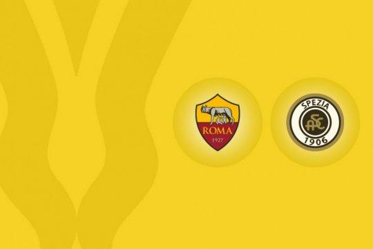 Roma dinyatakan kalah 0-3 dari Spezia karena kelalaian administratif