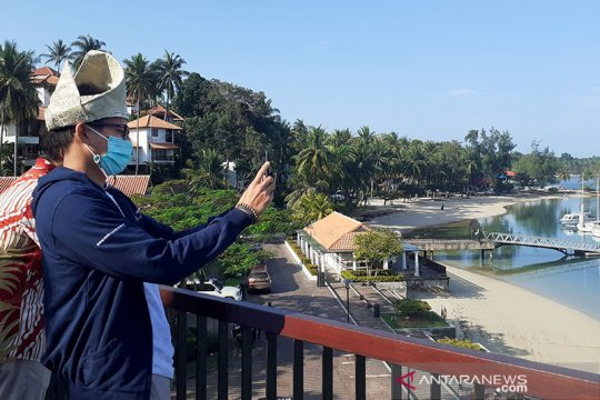 "Kawasan wisata di Kepri cocok terapkan ""travel bubble"" Singapura"