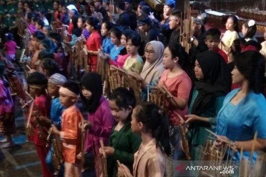 Saung Angklung Udjo Bandung terancam bangkrut akibat pandemi COVID-19