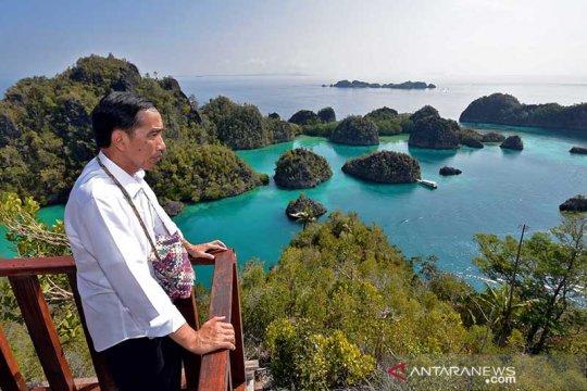 Presiden tandatangani PP Penyelenggaraan Nama Rupabumi